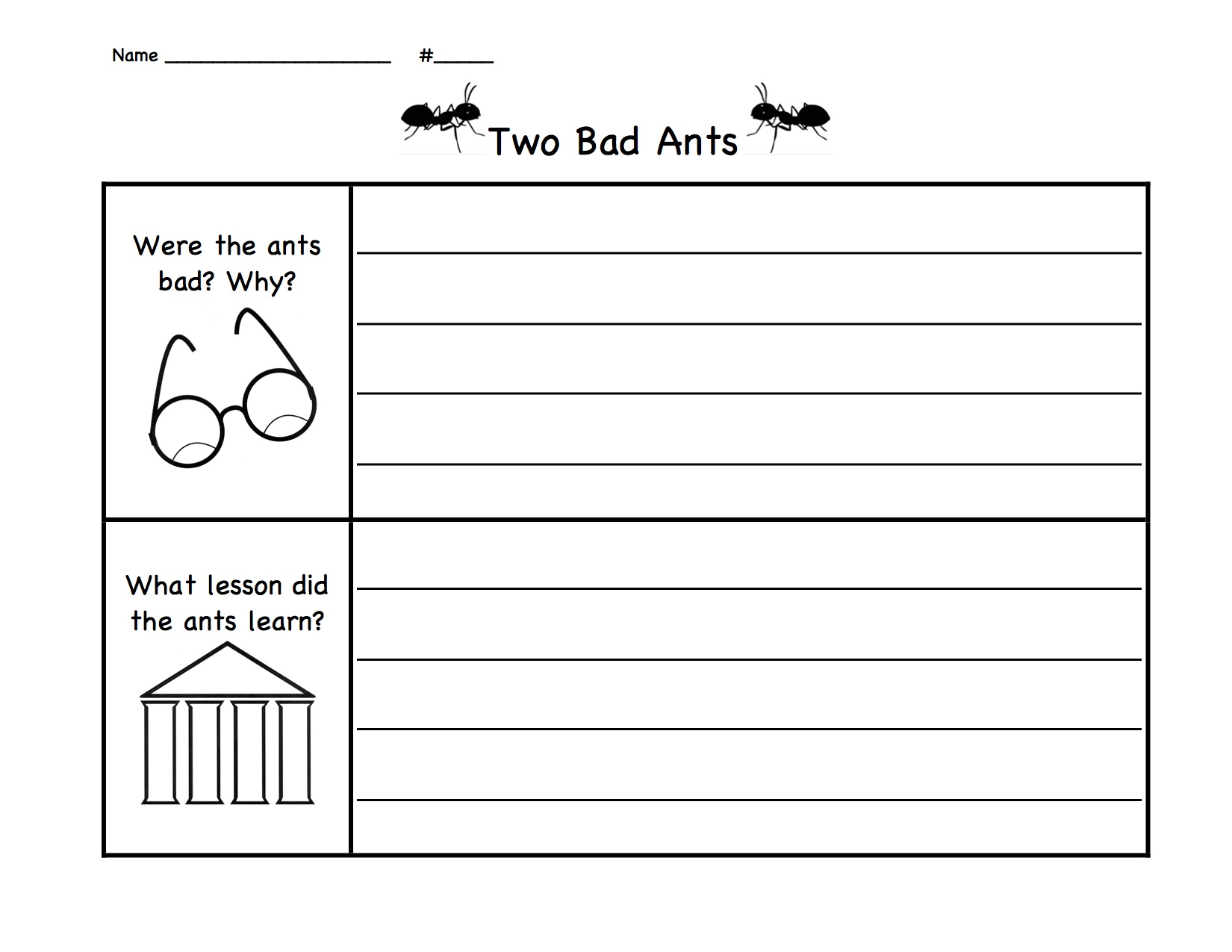 two-bad-ants-1st-grade