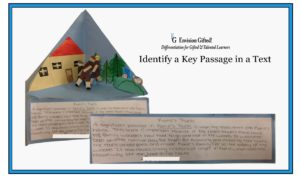 Keys: Significant Passage in Text