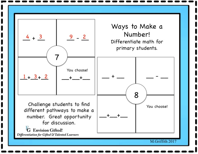 Ways to Make a Number Primary